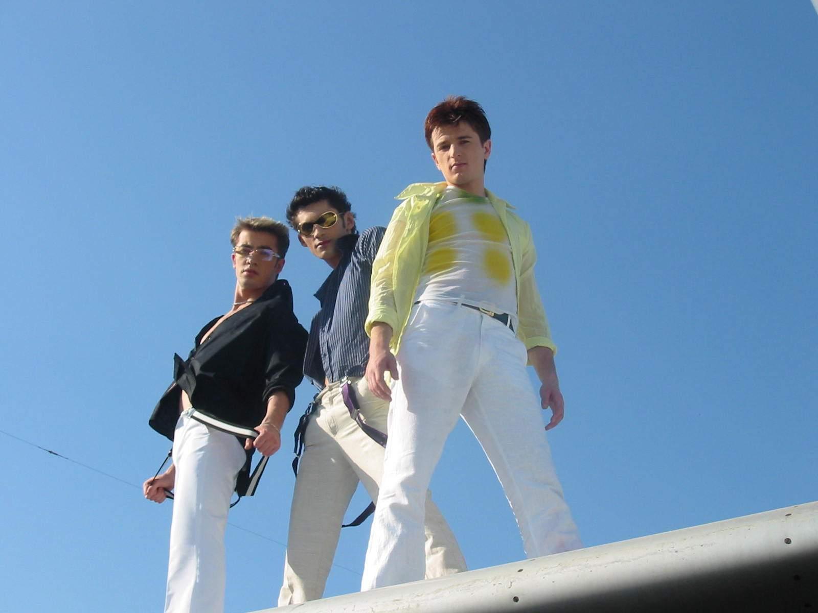 Прощения, румынская поп группа